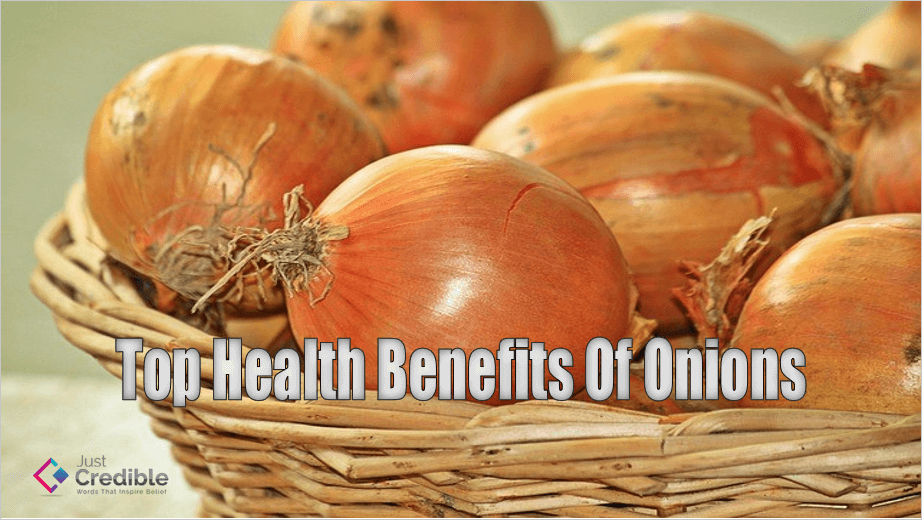 Top Health Benefits of Onions