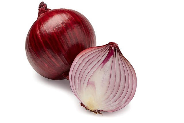 benefits of eating raw onions everyday