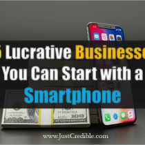 Mobile Phone Related Business Ideas: 15 Lucrative Businesses You Can Start With Your Smartphone