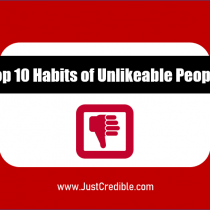Top 10 Habits of Unlikeable People: Signs You Are Not Likable