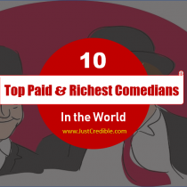 Top 10 Highest Paid and Wealthiest Comedians in the World