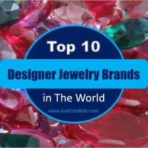 Top 10 Best Designer Jewelry Brands in The World - 2020