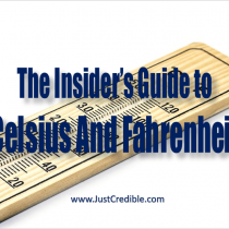 How to Convert Between Fahrenheit and Celsius - Formula