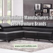 Top 10 Furniture Manufacturers in USA: Best Furniture Companies 2020