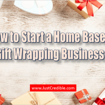 How to Start a Home-Based Gift Wrapping Business