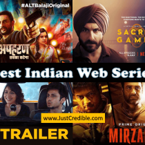 20 Top Indian Web Series in Hindi on Netflix, Prime, YouTube, Zee5 etc.