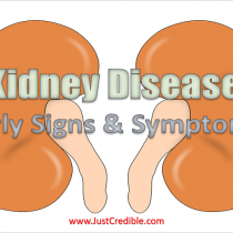 Kidney Disease Symptoms and Early Warning Signs